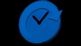 Uren geregistreerd in TimeWriter
